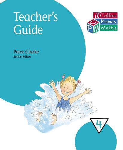 9780003152821: Collins Primary Maths --Teacher's Guide: Year 4