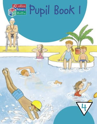 9780003152869: Collins Primary Maths: Pupil Book 1 - Year 4