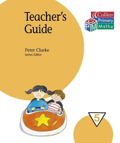 9780003152906: Collins Primary Maths - Year 5 Teacher's Guide: Teacher's Guide Year 5