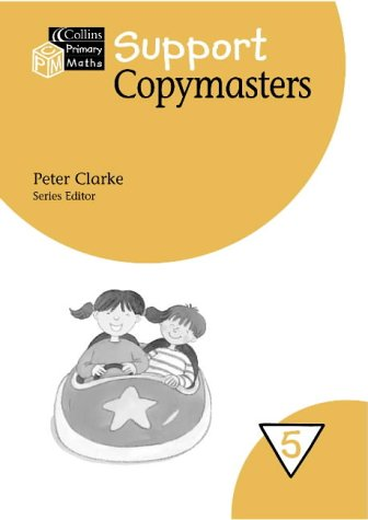 9780003152913: Collins Primary Maths - Year 5 Support Copymasters