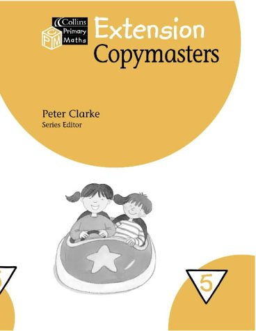 9780003152920: Collins Primary Maths - Year 5 Extension Copymasters: Extention Copymasters Year 5