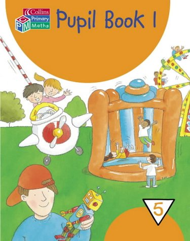 9780003152944: Collins Primary Maths - Year 5 Pupil Book 1