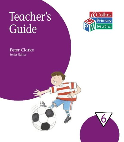 9780003152982: Collins Primary Maths - Year 6 Teacher's Guide