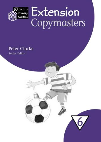 9780003153002: Collins Primary Maths - Year 6 Extension Copymasters