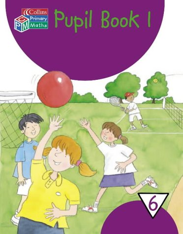 9780003153026: Year 6 Pupil Book: Bk. 1 (Collins Primary Maths)