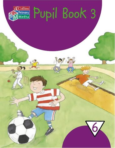 9780003153040: Collins Primary Maths: Pupil Book 3 Year 6 (Collins Primary Maths): Shape, Space and Measure