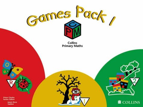 9780003153057: Collins Primary Maths: Games Pack