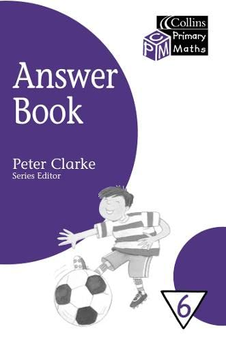 9780003153088: Year 6 Answer Book (Collins Primary Maths)