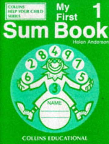9780003153606: My First Sum Book (My sum books)