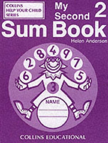 9780003153613: My Second Sum Book (My sum books)