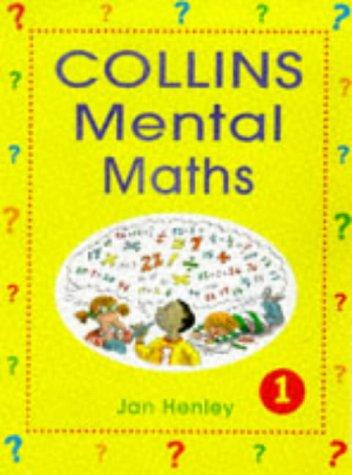 9780003153811: Mental Mathematics: Level 1 (Collins mental maths)