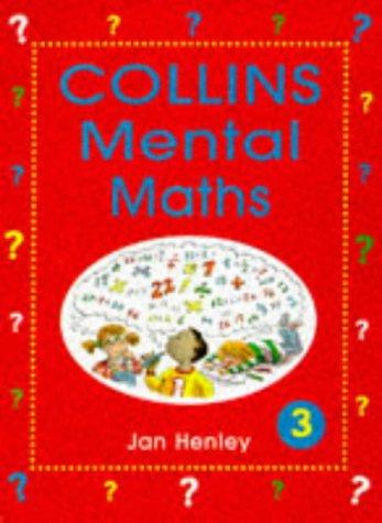 9780003153842: Mental Mathematics: Level 3 (Collins mental maths)