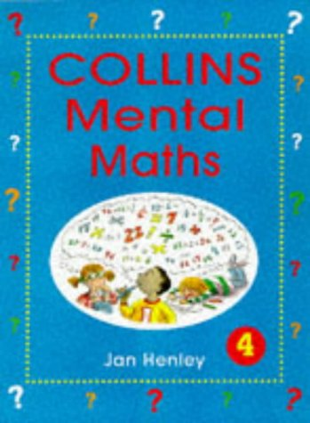 9780003153859: Mental Mathematics: Level 4 (Collins mental maths)