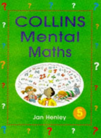 9780003153866: Collins Mental Maths - Pupil Book 5: Level 5