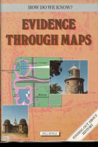 9780003154146: Evidence Through Maps (How do we know?)