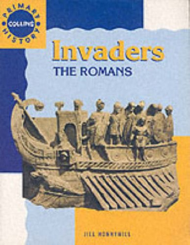 9780003154504: Collins Primary History - Invaders: The Romans