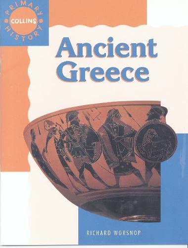 9780003154511: Collins Primary History - Ancient Greece