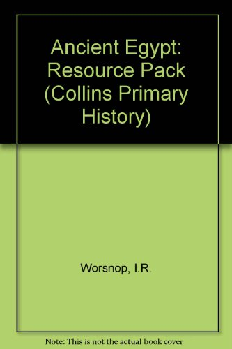 9780003154580: Ancient Egypt: Resource Pack (Collins Primary History)