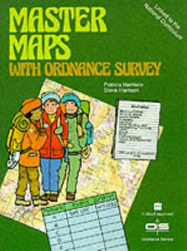 9780003161243: Master Maps with Ordnance Survey