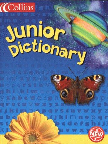 9780003161564: Collins Children's Dictionaries - Collins Junior Dictionary