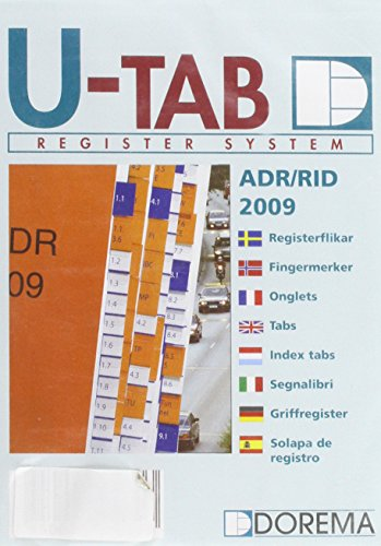 9780003170306: U-Tab Register System Adr/Rid 2009