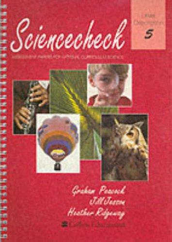 9780003172379: Sciencecheck: Level 5