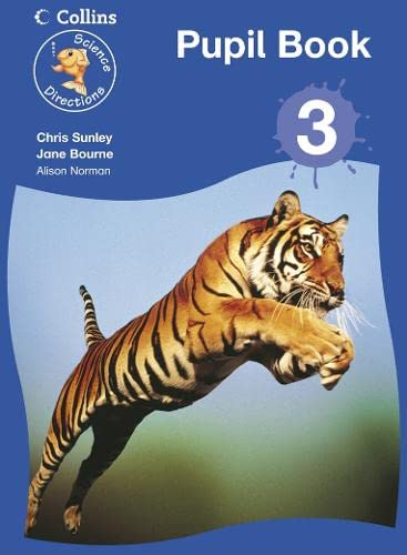 9780003172485: Year 3 Pupil Book (Science Directions)