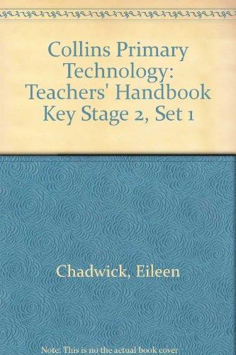 9780003173994: Collins Primary Technology: Teachers' Handbook Key Stage 2, Set 1
