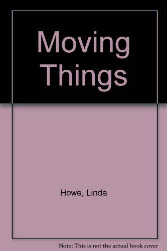 9780003175394: Moving Things