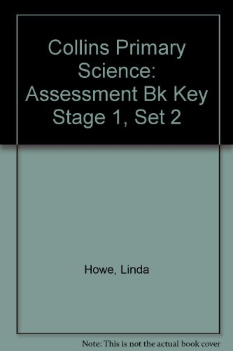 9780003175509: Collins Primary Science: Assessment Bk Key Stage 1, Set 2