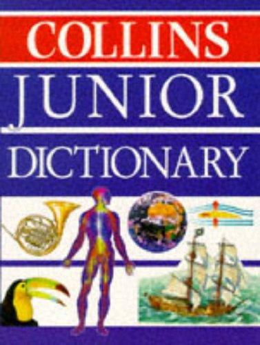 9780003176339: Collins Junior Dictionary
