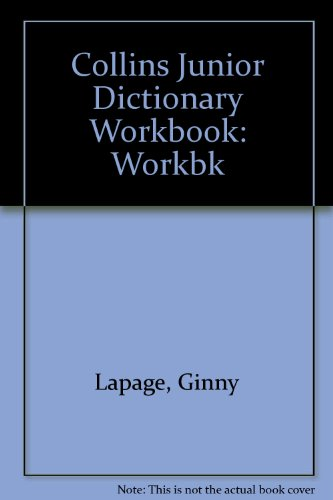 9780003176513: Collins Junior Dictionary: Workbk