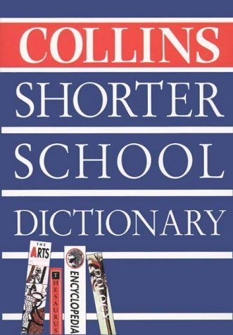 9780003176537: Collins Shorter School Dictionary