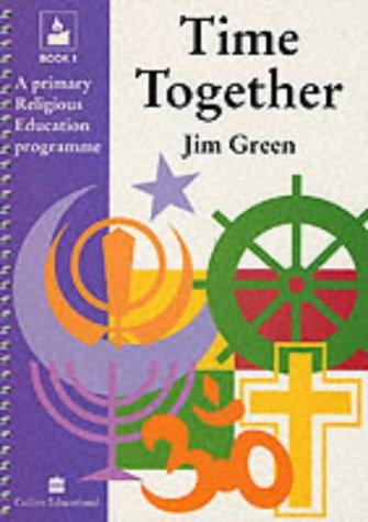 9780003176674: Time Together: Nursery/Reception Bk.1