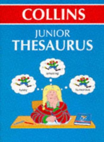 9780003177114: Collins Junior Thesaurus
