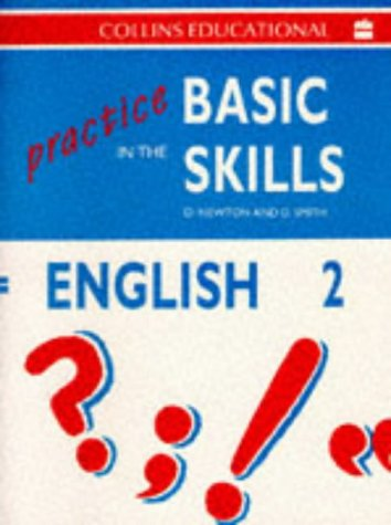 9780003181012: Practice in the Basic Skills (1) - English Book 1: English Bk.2