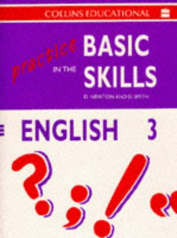 9780003181029: Practice in the Basic Skills: English Bk.3