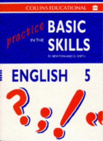9780003181043: Practice in the Basic Skills (5) - English Book 5: English Bk. 5
