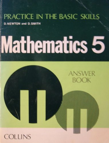 9780003187731: Practice in the Basic Skills: Maths Bk.5