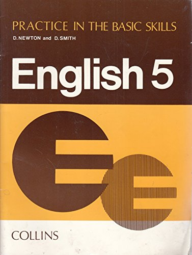 9780003187786: Practice in the Basic Skills: English Bk. 5