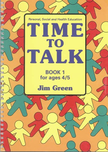 9780003187908: Time to Talk: Bk.1: Personal, Social and Health Education for Ages 4 to 7