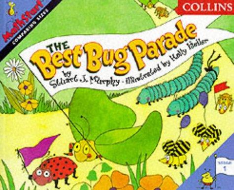 9780003188004: Mathstart (1) - The Best Bug Parade