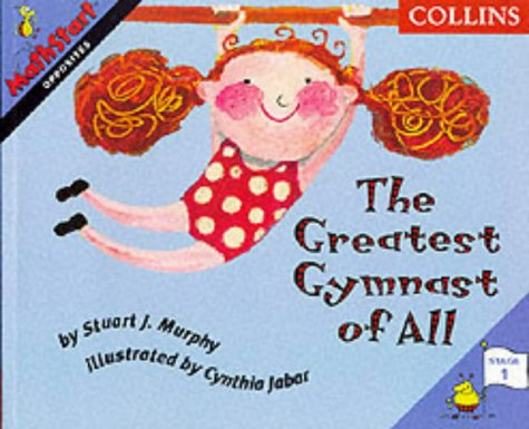 9780003188028: Greatest Gymnast of All Time (MathStart)