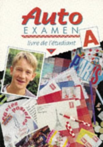 9780003200676: Auto Examen - Students Book A: Bk. A