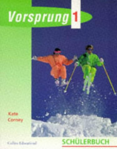 9780003201352: Vorsprung: Students Book Bk. 1