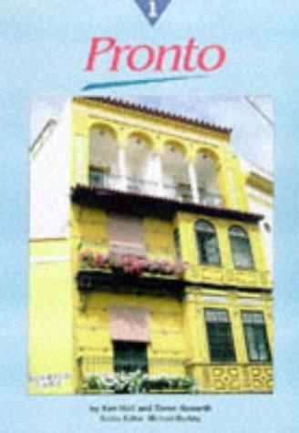 9780003202403: Pronto: Student Book Level 1 (English and Spanish Edition)