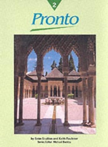 9780003202434: Pronto - Student Book 2: Level 2