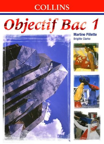 9780003202533: Objectif Bac: Student's Book Level 1