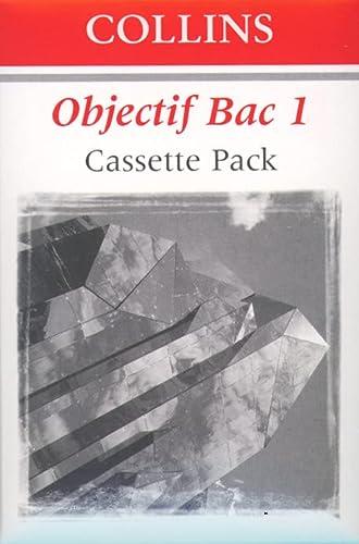 9780003202557: Objectif Bac: Cassette Pack Level 1
