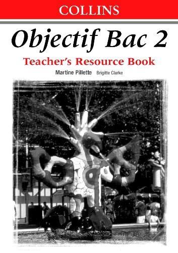 9780003202571: Objectif Bac